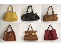 6 designer bags for sale | Half price until Friday, need gone immediately please