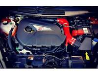 Fiesta ST180 K&N panel filter and airbox