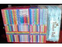 RAINBOW MAGIC Fairies Books X 34 MINT CONDITION & OTHER ITEMS IDEAL XMAS PRESENTS
