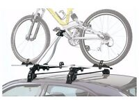 Avenir roof-mounted cycle carriers.