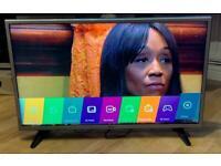 """32"""" LG LED TV HDMI USB MEDIA CAN DELIVER."""