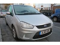2010 Ford C-Max Zetec 1.8 TDCI 115 5 Speed Manual MPV Facelift Low Mileage