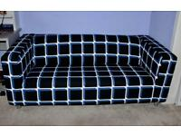 Ikea Klippan Sofa & 2x Extra Covers! Free Local Delivery