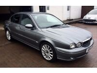 2005 55 Jaguar X Type DIESEL 2.0 SE Sport 108 EXTENSIVE HISTORY, met grey, half lthr, LOVELY CAR !!