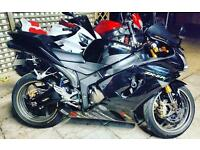 Kawasaki Ninja ZX6R 636 c1h in black with 22k miles, 1 year mot, Hpi clear FREE DELIVERY