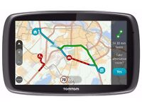 TomTom GO 510 5 inch Sat Nav with World Maps For Sale