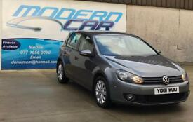 2011 vw golf match Tdi blue tech