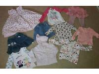 Girls bundle mainly 18-24 months