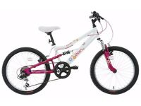 "Apollo Charm Girls' Mountain Bike - 20"" RRP £174.99"