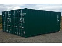 20f Self Storage Containers - JUST £100 A MONTH