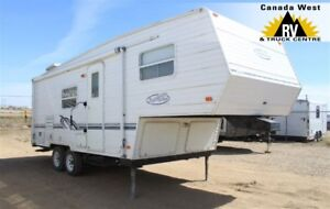 2001 Trail Harbor 523-S