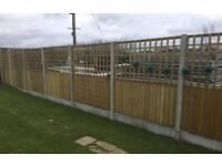 🌳Trellis Wooden Fence Panels-Various Sizes🌳
