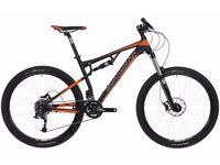 Brand new Boardman Mountain Bike Team Full Suspension 27.5""