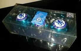 Chelsea FC Christmas tree baubles decorations