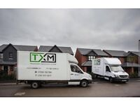 TXM Movers, Professional Movers, Man and van Services Avalible