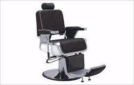 "Hairdressing Barber Chair Reclining Hydraulic Heavy Duty ""Top Boy""£599 , Delivery Available"