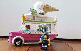 Lego Movie Ice Cream Van