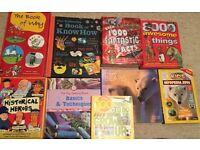 Kids' job lot of books