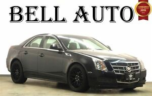 2011 Cadillac CTS 3.0L PANORAMIC ALL WHEEL DRIVE ALLOY-WHEELS