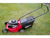 Lawn Mower Mountfield petrol type: Rotary push ideal for a small lawn