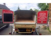 Piaggio Ape Coffee TUK-TUK Van | Business For Sale