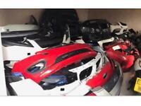 Seat Leon Ibiza Mii Ateca Front Bumper Bonnet Headlight Wing Airbag kit