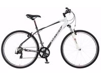 Carrera Crossfire 1 Mens Hybrid Bike 21""