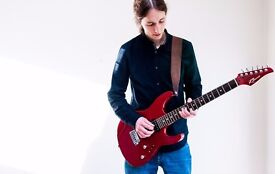 Guitar Teacher, North West London. All ages and abilities welcome, and all styles taught!