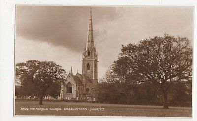 The Marble Church Boddelwydden, Judges 8509 Postcard, B113