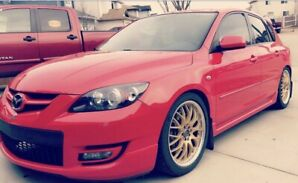2007 Mazdaspeed 3 BNR s3 turbo
