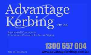 Advantage Kerbing Pty Ltd - Concrete Kerb and Edging Wollongong Wollongong Area Preview