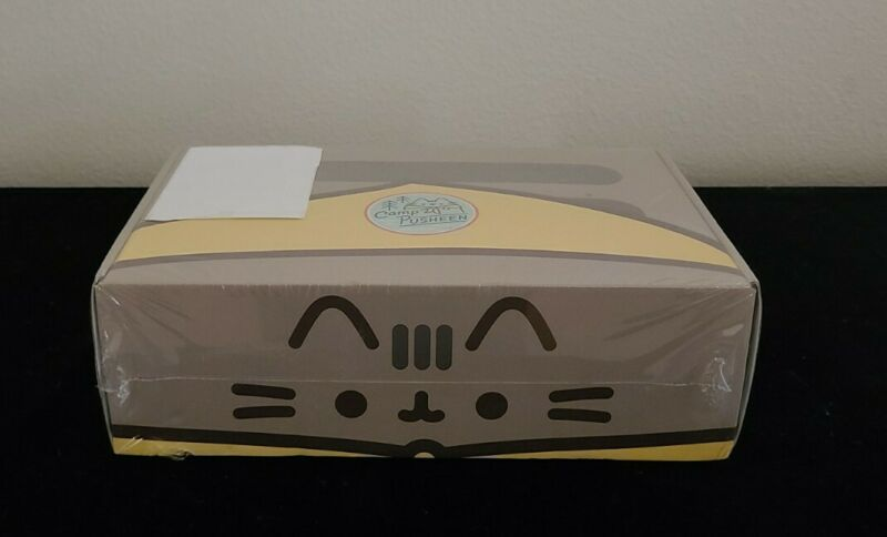 NEW COMPLETE Summer 2020 Camp Pusheen Box Unopened Sealed Subscription Box XS