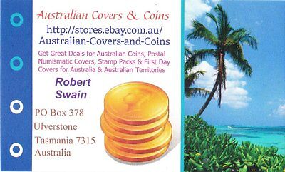 Australian Covers and Coins