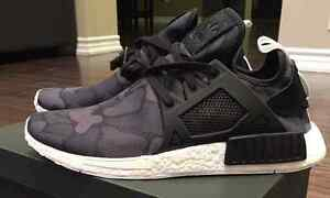 Adidas NMD XR1 Duck Camo Black size 5US womens. Waitara Hornsby Area Preview