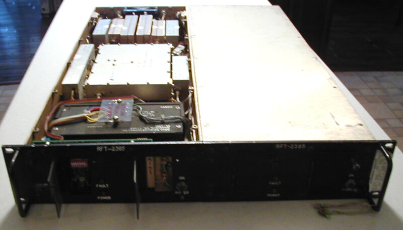 30-500 MHz Dual Channel DDS Synth. Receiver Downconverter, Cool RF Box! REDUCED