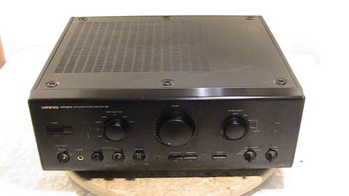 Onkyo Integra A-809 Integrated Stereo Amplifier R1