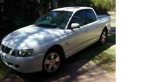 2003 Holden Crewman Ute Kingsley Joondalup Area Preview