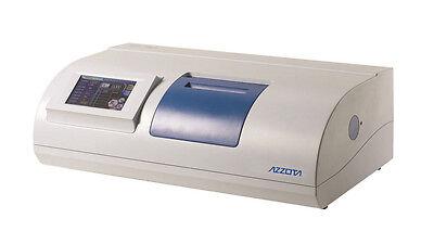 Azzota Digital Lcd Automatic Polarimeter -45 To 45 -120 To 120z