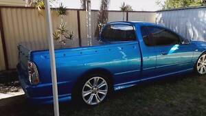 2003 Ford Falcon Ute Eden Hill Bassendean Area Preview