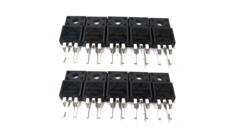 FGPF4633 (10x) Fairchild Semiconductor IGBT Transistors 330V  PDP IGBT