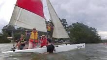 Cobra Catamaran Sailboat Kedron Brisbane North East Preview
