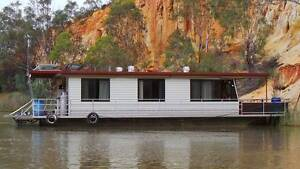 Houseboat - 6 Berth - Well Maintained Economical Cruiser Paringa Renmark Paringa Preview