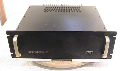 B&K ST-202 vintage power amplifier