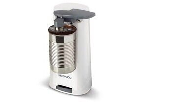 Kenwood Electric Can Tin Bottle Opener Knife Sharpener 3-in-1 - CAP70.A0WH