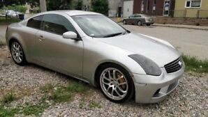 REDUCED!! JDM Infiniti G35 coupe