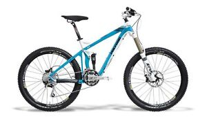 Polygon-Collosus-AX3-0-All-Mountain-Bike-6-3-Travel-Shimano-XT-SMALL-ONLY