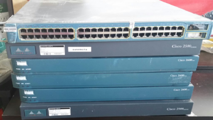 cisco router & Switch
