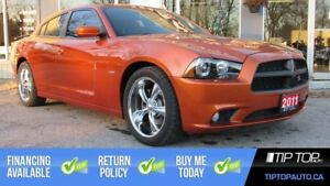 2011 Dodge Charger RT ** 5.7L V8, Nav, Sunroof, Backup Camera **