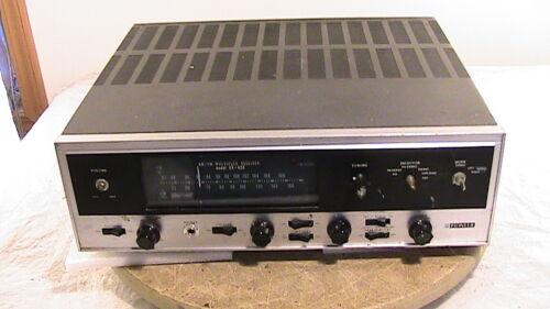 Pioneer ER-420 tube receiver PARTS or REPAIR