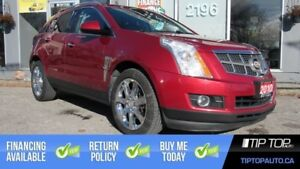 2010 Cadillac SRX 3.0 Performance ** No Accident, Dual DVD, AWD,